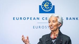 Trading ECB Lagarde EURUSD
