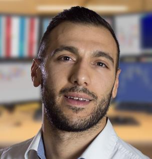 Andy Georgiou Elite Trader at Axia Futures